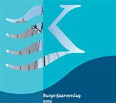 Tekstschrijver May-lisa de Laat redigeert al vier jaar het Burgerjaarverslag Gemeente Katwijk