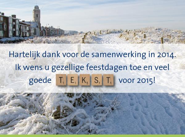 Nieuwsbrief De Laat Communicatie najaar 2014, onze eerste!