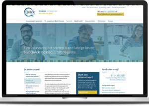 teksten voor website Quick Incasso door May-lisa de Laat