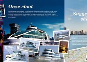 spido brochure drijvende eventlocaties met teksten van May-lisa de Laat
