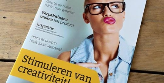 redigeren teksten Insprired door May-lisa de Laat van De Laat Communicatie