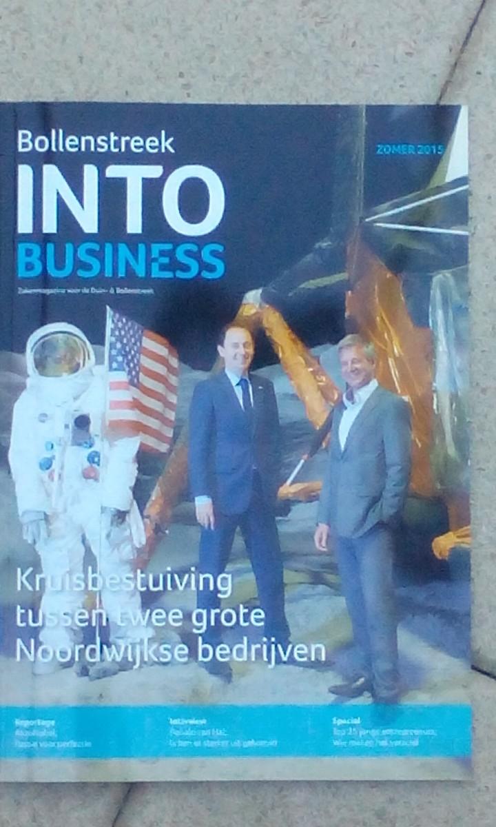 magazine Bollenstreek INTO Business zomer 2015