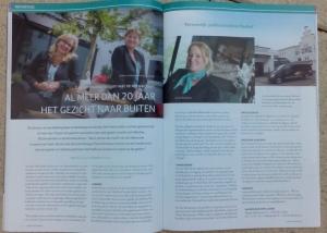 De Laat Communicatie schrijft ook voor Leiden INTO business