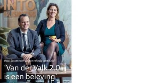 INTO business, May-lisa, De Laat Communicatie