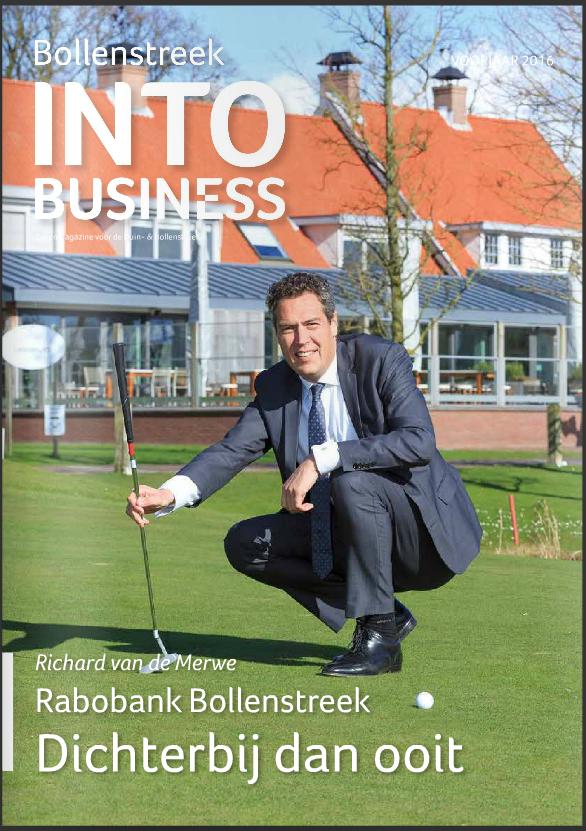 Bollenstreek INTO business voorjaar 2016 met teksten van May-lisa de Laat