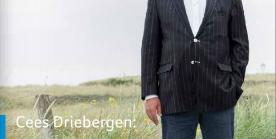 INTO business Duin- en Bollenstreek met interview wethouder Krijn van der Spijk door May-lisa de Laat