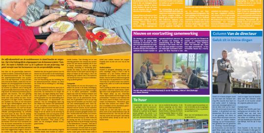 Dunavie Nieuws met bijdrage May-lisa de Laat