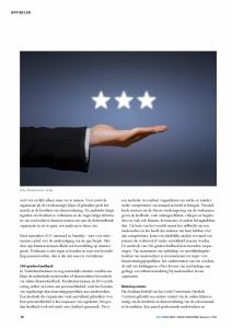 Tijdschrift voor Conflicthantering met artikel May-lisa de Laat van De Laat Communicatie