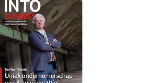 tekstschrijver May-lisa de Laat schreef over het Vitaliteitscentrum Leiden en Private Planning bij ING voor Leiden INTO Business