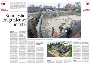 artikel Koningshof Rijnsburg door May-lisa de Laat