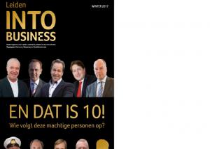 Tekstschrijver May-lisa de Laat, Leiden INTO business, TK, Interpulse, De Clercq