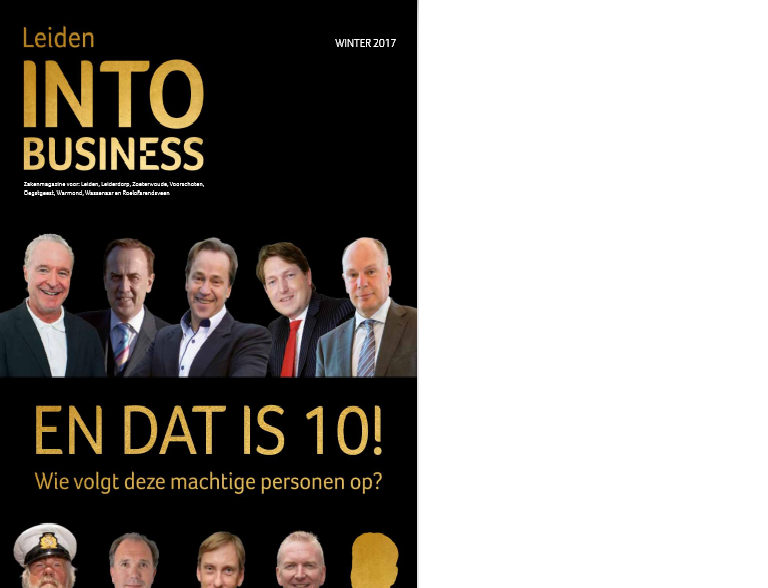 Tekstschrijver May-lisa de Laat, Leiden INTO business, TK, Interpulse, De Clercq