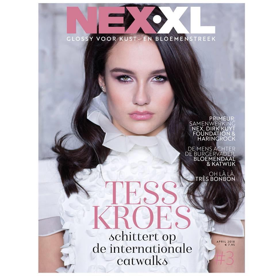 artikelen May-lisa de Laat in NEX XL 3