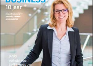 May-lisa de Laat schrijft voor INTO business Leiden en Duin- en Bollenstreek