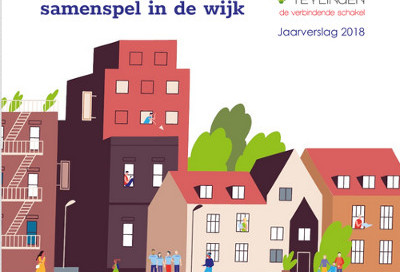 Teksten jaarverslag door May-lisa de Laat, De Laat Communicatie voor jaarverslag Welzijn Teylingen.