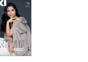 omslag glossy XXL met artikel tekstschrijver May-lisa de Laat